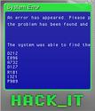 HACK IT Foil 5