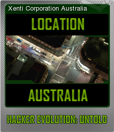 Hacker Evolution Untold Foil 3