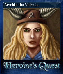 Heroines Quest The Herald of Ragnarok Card 5