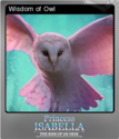Princess Isabella The Rise of an Heir Foil 3