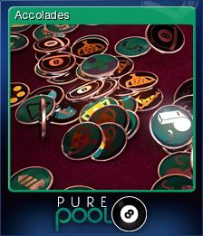 Pure Pool Card 8