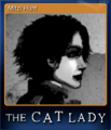 The Cat Lady Card 5