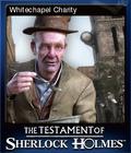 The Testament of Sherlock Holmes Card 8