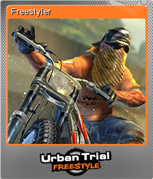 Urban Trial Freestyle Foil 5