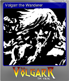 Volgarr the Viking Foil 3