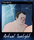 Actual Sunlight Card 7