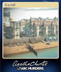 Agatha Christie - The ABC Murders Card 2