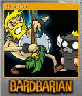 Bardbarian Foil 6