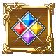 BlazBlue Cross Tag Battle Badge 5