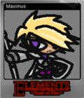 Elements Soul of Fire Foil 6