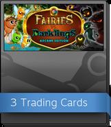 Fairies vs. Darklings Arcane Edition Booster Pack