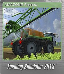 Farming Simulator 2013 Foil 4