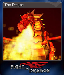 Fight The Dragon Card 1