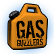 Gas Guzzlers Extreme Badge 3