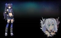 Hyperdimension Neptunia ReBirth3 V Generation Background Noire