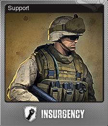 Insurgency Foil 4