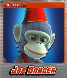 Joe Danger Foil 4