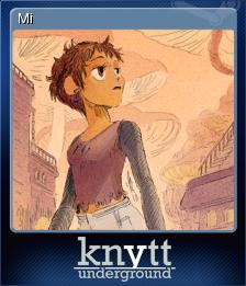 Knytt Underground Card 5