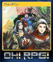 OH! RPG! Card 2
