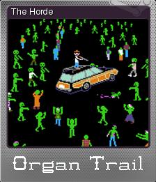 Organ Trail Foil 1