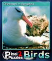 Pixel Puzzles 2 Birds Card 1