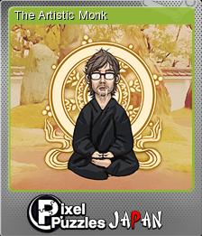 Pixel Puzzles Japan Foil 04