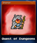 Quest of Dungeons Card 2