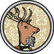 Rusty Lake Hotel Badge 1