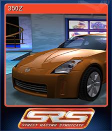 Street Racing Syndicate Card 5