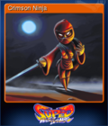 Super House of Dead Ninjas Card 1