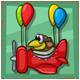 Superfrog HD Badge 4