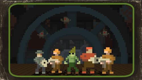 Teleglitch Die More Edition Artwork 5