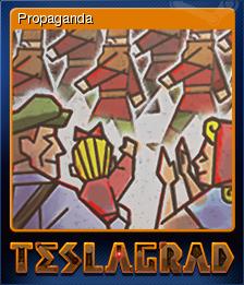 Teslagrad Card 14