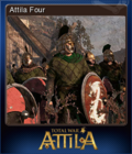 Total War ATTILA Card 4
