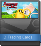 Adventure Time Finn and Jake Investigations Booster Pack
