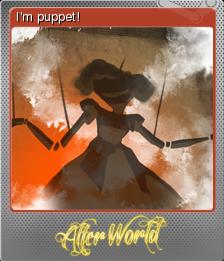 Alter World Foil 4