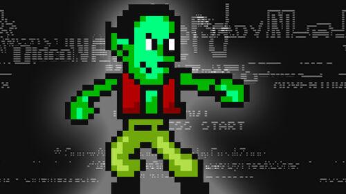 Angry Video Game Nerd Adventures Artwork 6