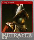 Betrayer Foil 3