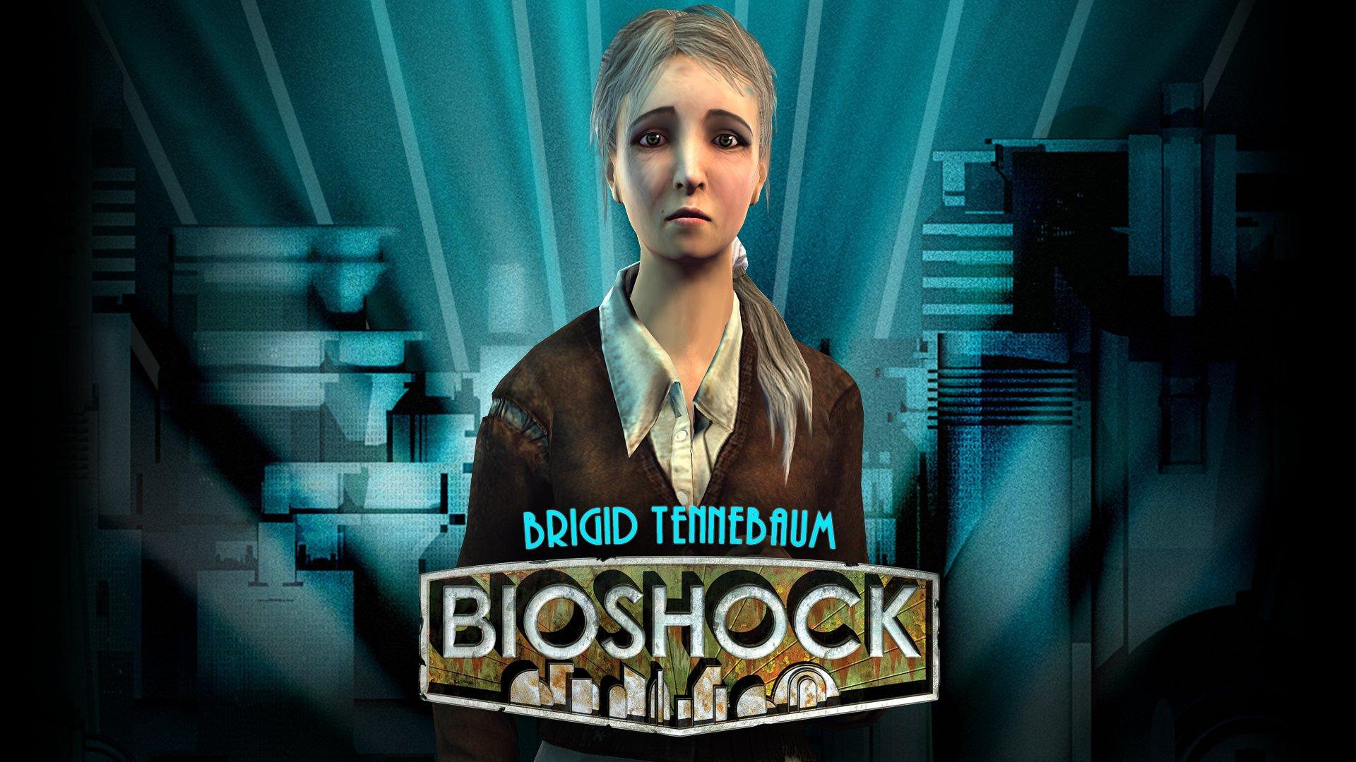Bioshock remastered brigid tennebaum steam trading - Bioshock wikia ...