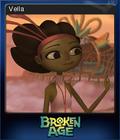 Broken Age Card 6