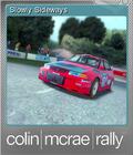 Colin McRae Rally Foil 4