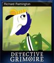 Detective Grimoire Card 10