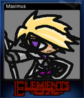 Elements Soul of Fire Card 6