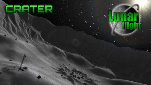 Lunar Flight Artwork 1