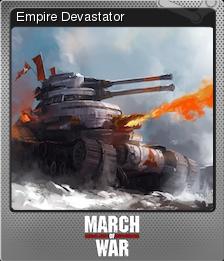 March of War Foil 04