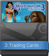 Millennium 3 Cry Wolf Booster Pack