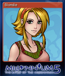 Millennium 5 - The Battle of the Millennium Card 8