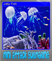 Mini Attack Submarine Foil 3
