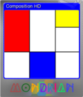 Mondrian - Abstraction in Beauty Foil 3
