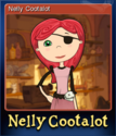 Nelly Cootalot The Fowl Fleet Card 3